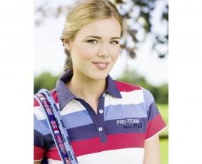24H Koszulka HKM Pro Team International Stripe