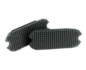 Wkładki do strzemion gumowe płaskie 12 cm Horze
