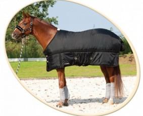 Derka Horsenjoy Winterpro stajenna 350 g czarna