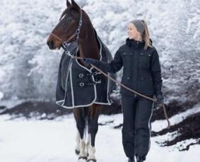 Spodnie Horze Winter Rider na zimę