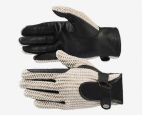 Rękawiczki Crochet Horze