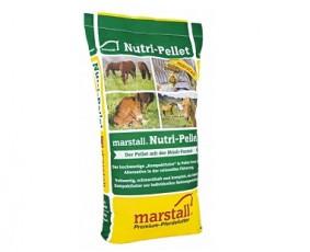 MARSTALL Nutri-Pellet 25kg