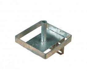 KERBL Uchwyt na lizawkę z metalu